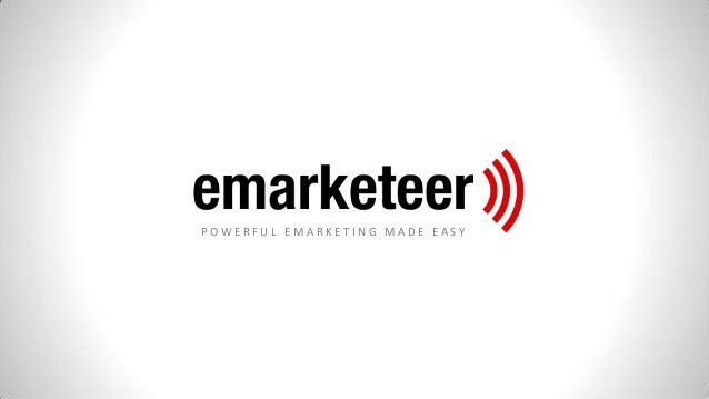 POWERFUL EMARKETING MADE EASY