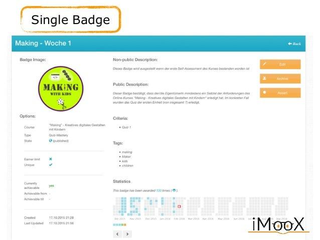 Single Badge