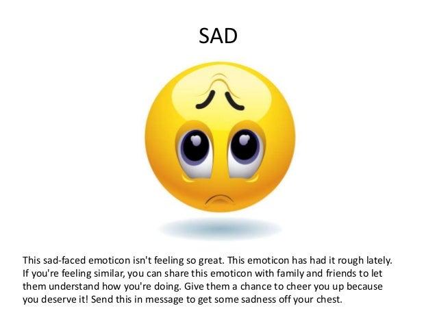 Emoticonsunderstands Feelings Of People Ppt