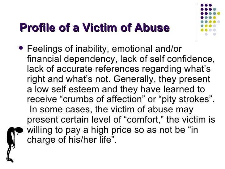 Symptoms of an emotionally abusive relationship