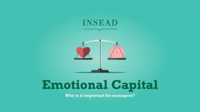 Emotional Capital