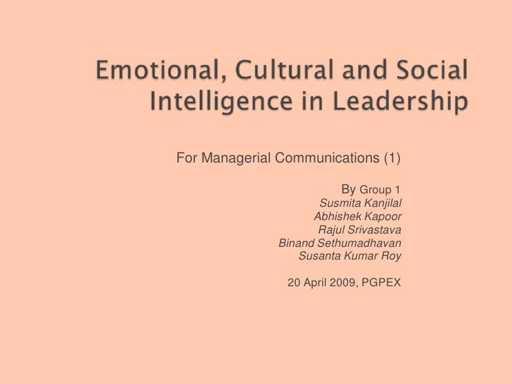 For Managerial Communications (1)                           By Group 1                      Susmita Kanjilal              ...