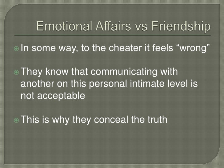 Emotional connection and its relation to physical intimacy or sex essay