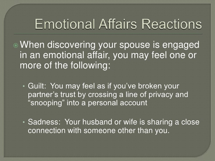 How to emotionally deal with a cheating spouse