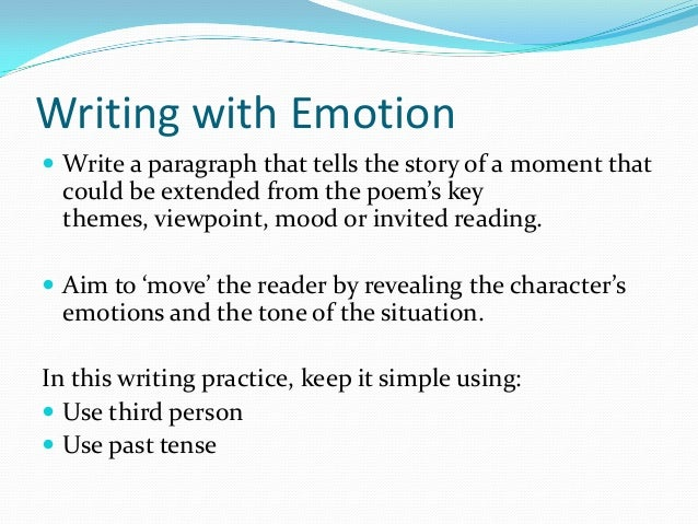 emotive paragraph In rhetoric, loaded language (also known as loaded terms or emotive language) is wording that attempts to influence an audience by using appeal to emotion or stereotypes such wording is also known as high-inference language or language persuasive techniques loaded words and phrases have strong emotional.
