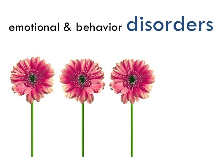 "emotional behavioral disturbance Research on interventions for students exhibiting signs of emotional and behavioral disorders (ebd) commonly notes that ""zero tolerance"" policies, in."