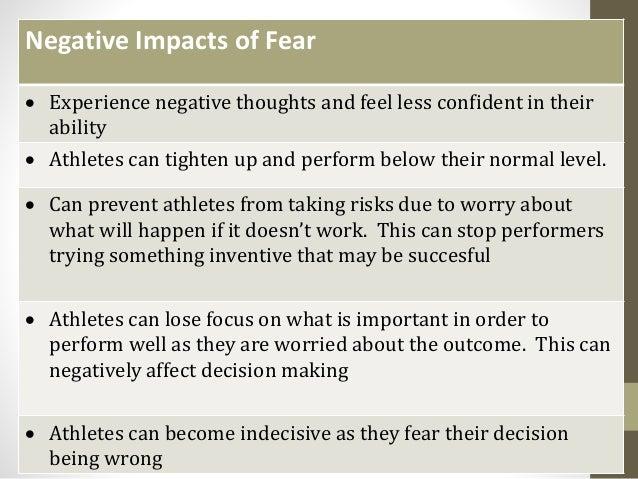 Emotional factors