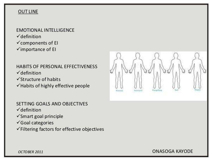 Golemans emotional intelligence | blog.