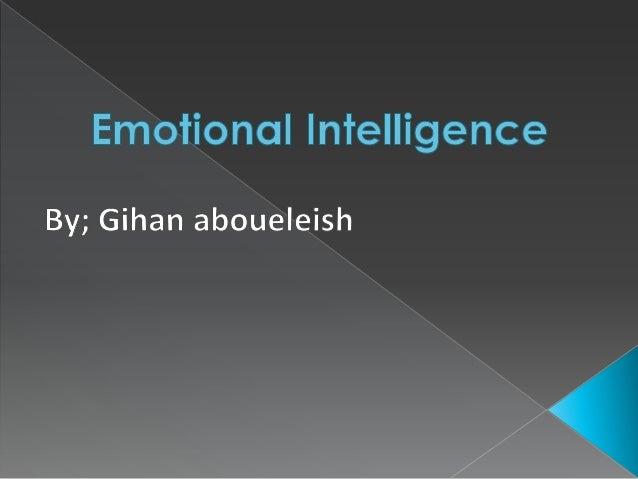 What is Emotional Intelligence? › 1. Self-awareness. › 2. Managing Emotions. › 3. Motivation › 4. Empathy. › 05- Handlin...