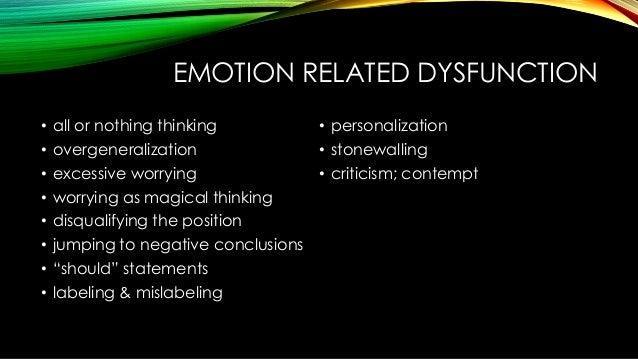 emotions in interpersonal communication Emotions is feelings that we feel on the inside.