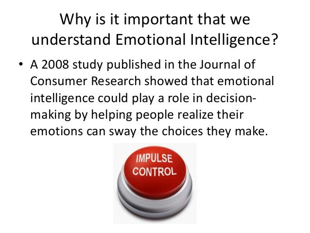 emotional components of decision making While the influence of emotion on individuals' ethical emotion and ethical decision-making in emotion affects the components of individuals' ethical decision.