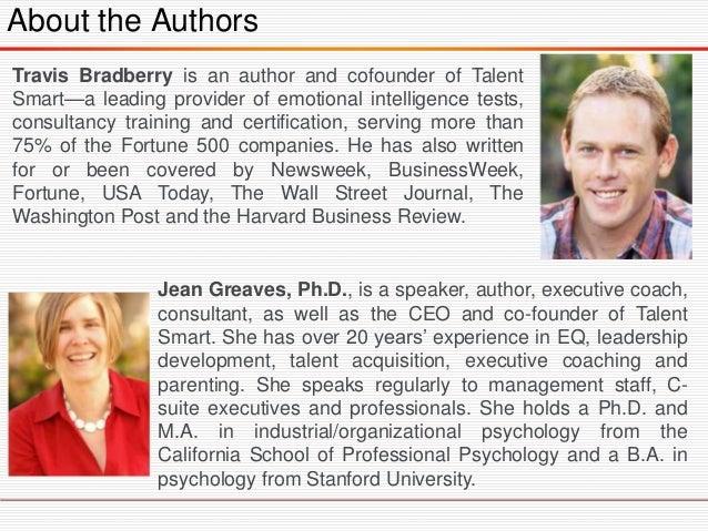 Emotional intelligence 2.0 Slide 2
