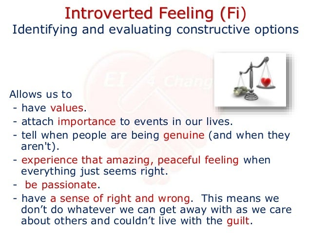 The importance of introversion in our