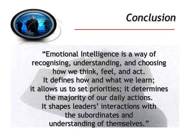 emotional intelligence for leaders 21