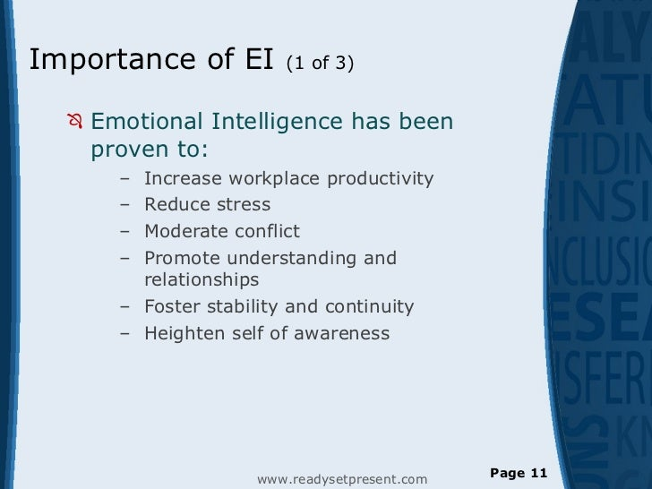 Understanding emotional intelligence and its effects on your life
