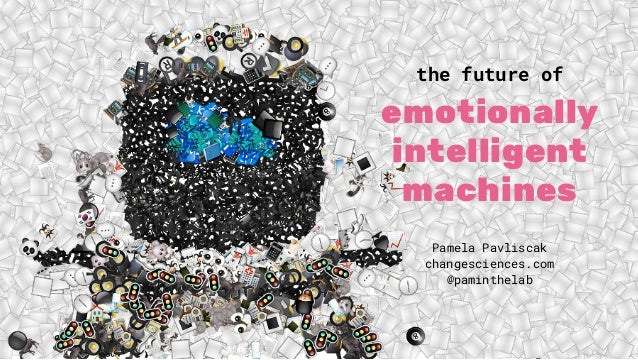 The Future of Emotionally Intelligent Machines