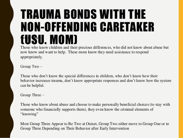 emotional trauma and children pdf