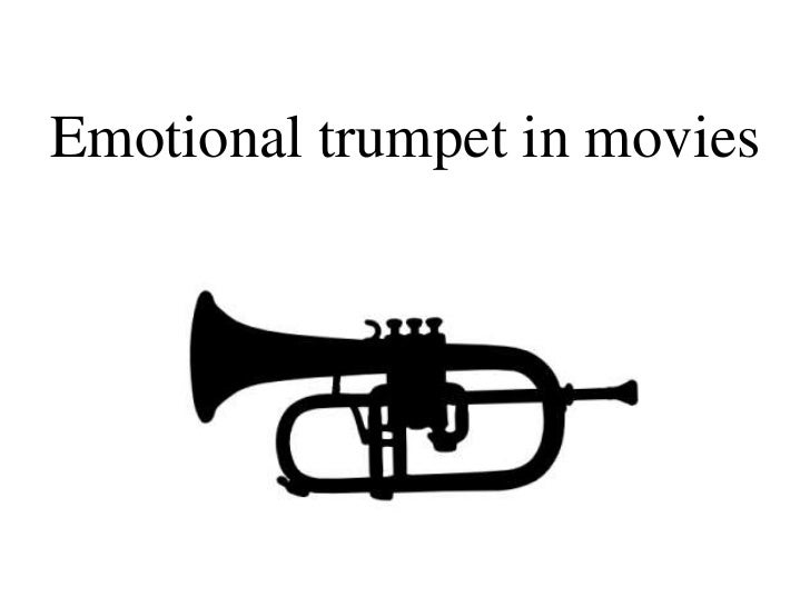 Emotional trumpet in movies