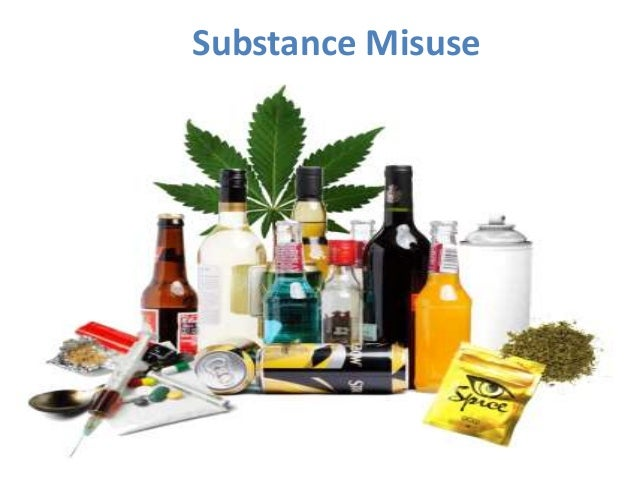 Emotional Wellbing And Substance Misuse