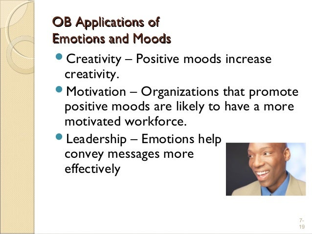 examples of emotions and moods