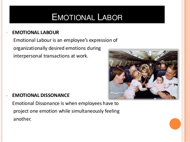 emotion labor Your ex asks you to stay his friend and primary source of emotional labor   his unusually high emotional aptitude, your ex thinks remaining friends is a good .