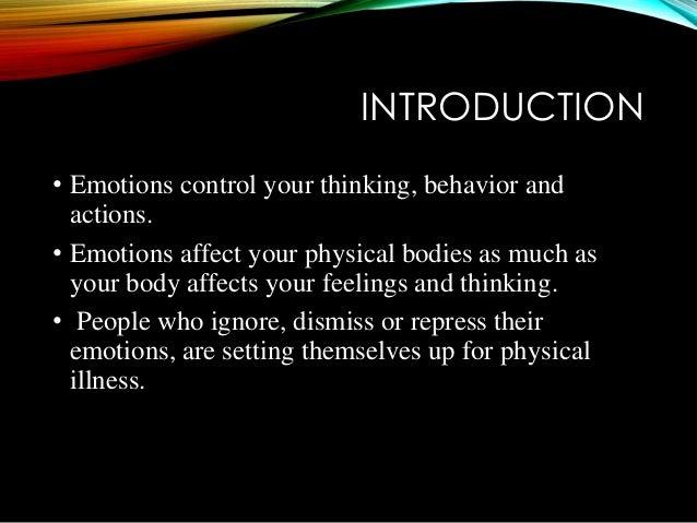 Emotion recognition Slide 3