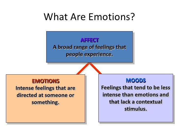 Emotionalism theory