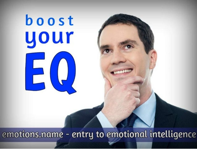 emotions.name - entry to emotional intelligence