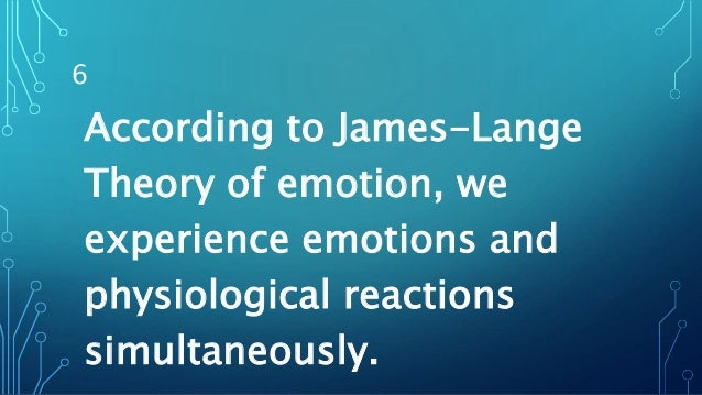 Introduction to Psychology : Emotions