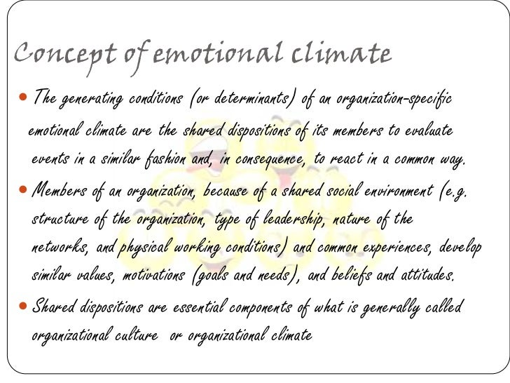 Organisational Climate: Meaning, Characteristics and Factors