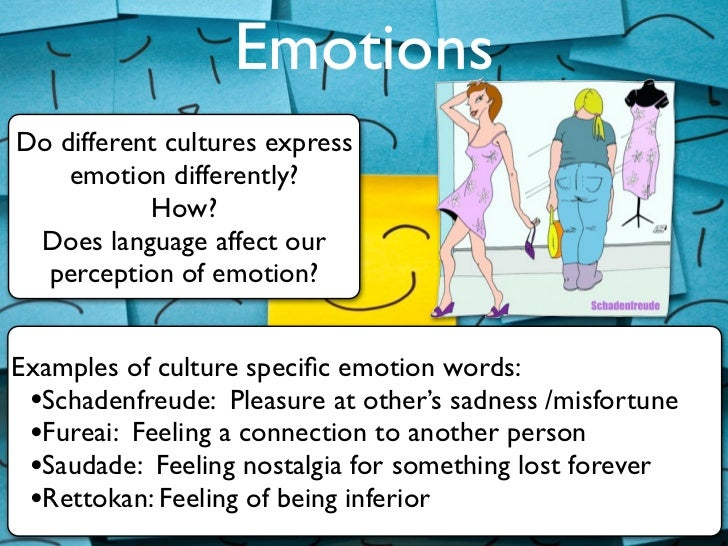 cultural emotion expressions C15 hapter cultural differences in emotional culture, neuroscience, body expressions of emotion on cross-cultural differences in emotion perception.