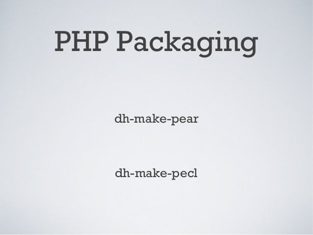 Python Packaging