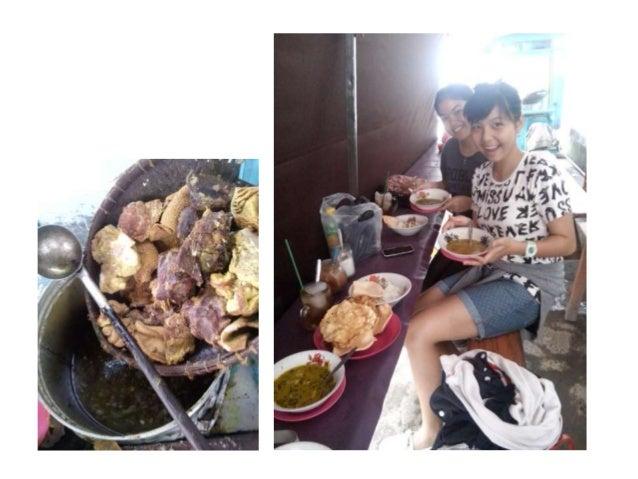 Empal gentong adalah kuliner khas daerah Cirebon. Disebut empal gentong karena pada awalnya kuliner ini dimasak didalam ku...