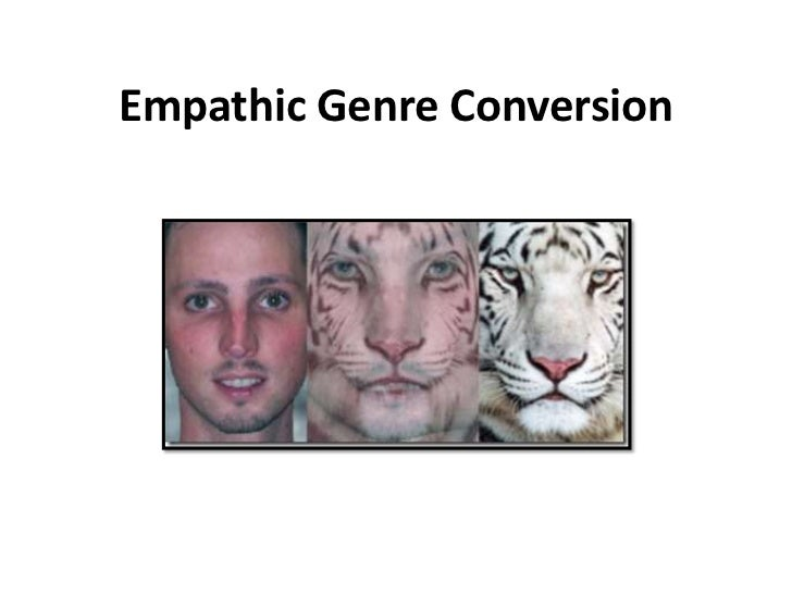 Empathic Genre Conversion<br />