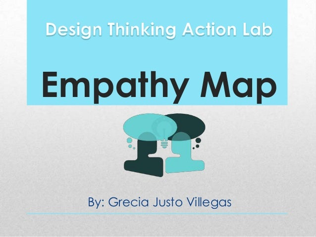 Empathy Map By: Grecia Justo Villegas