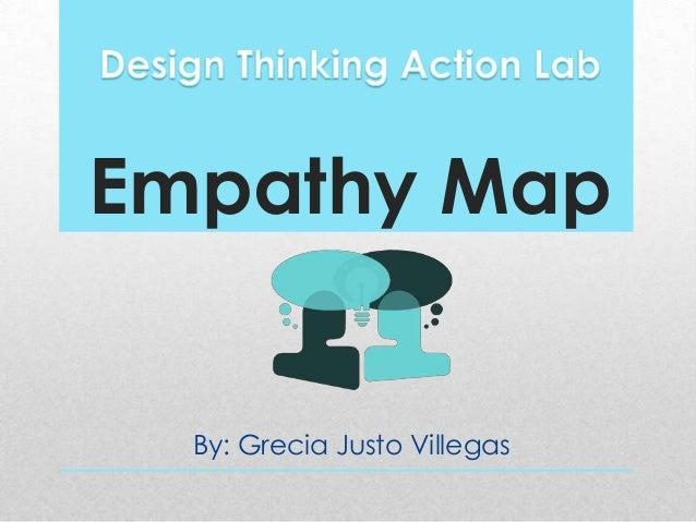 Empathy Map By: Grecia Justo Villegas