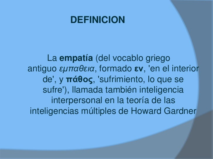 Adesivo Frase Significado Empatia: Empatia