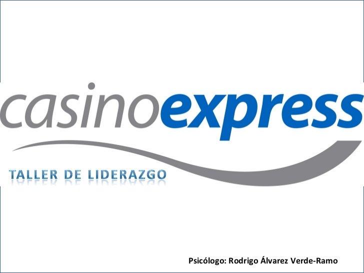 LLER   Psicólogo: Rodrigo Álvarez Verde-Ramo