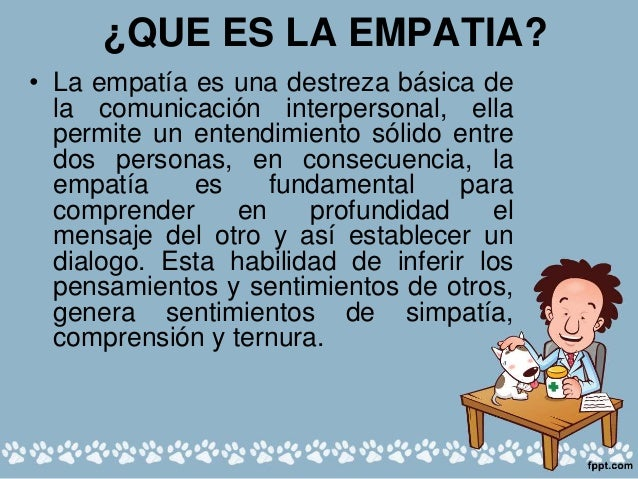 Adesivo Frase Significado Empatia: Empatia -Terapéutica