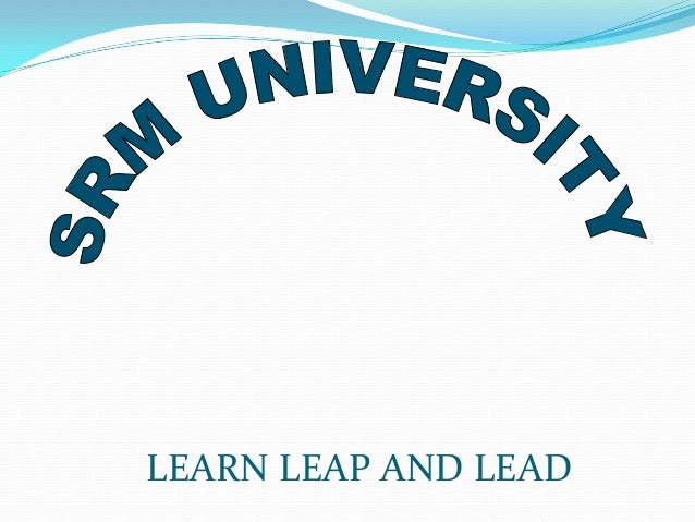 LEARN LEAP AND LEAD