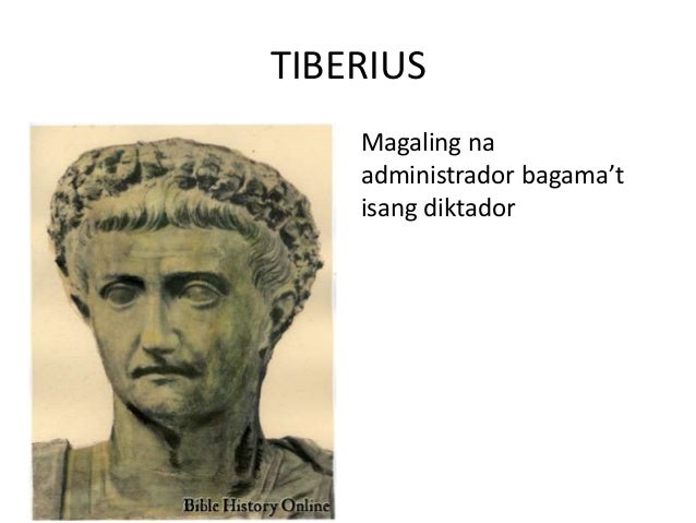 Emperador roma Slide 3
