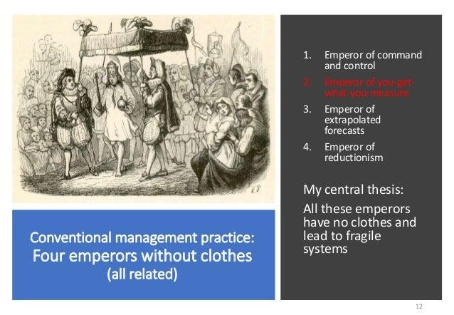 Traditional governance (1.1) Graphics www.lumaxart.com/ Goals: • Performance indicators • Balanced scorecards KFS: • Model...