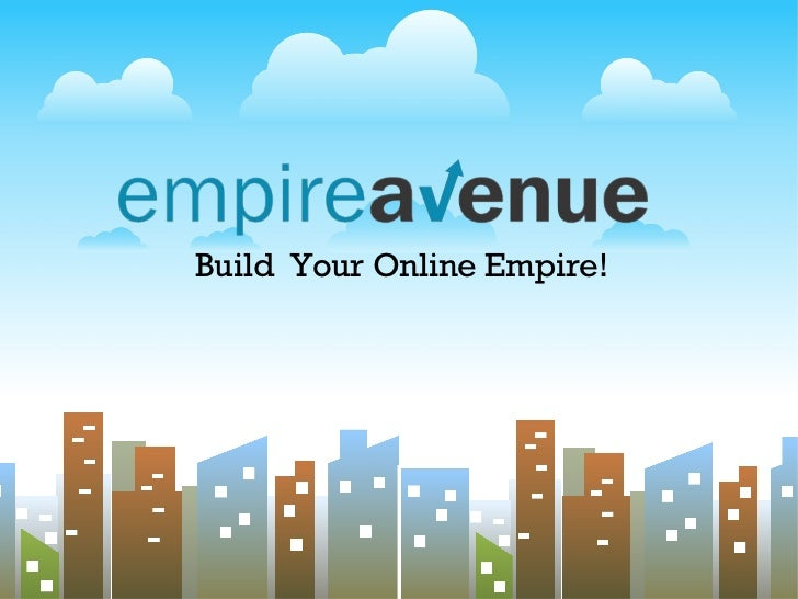 Build Your Online Empire!