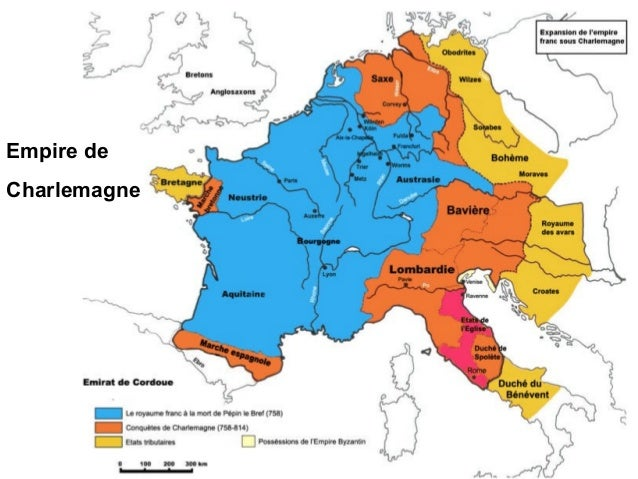 Empire de Charlemagne