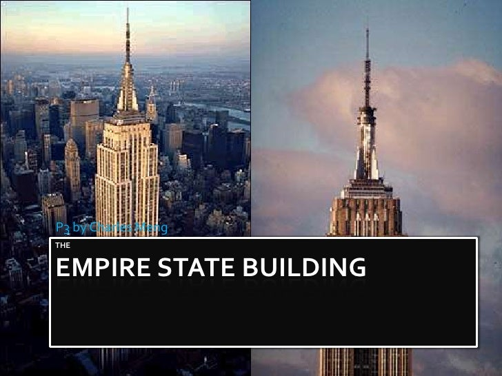 Empire state building.docx