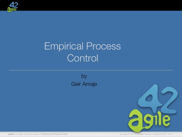 Empirical Process                                            Control                                                      ...