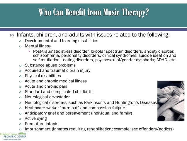 Music therapy for traumatic brain injury tbi
