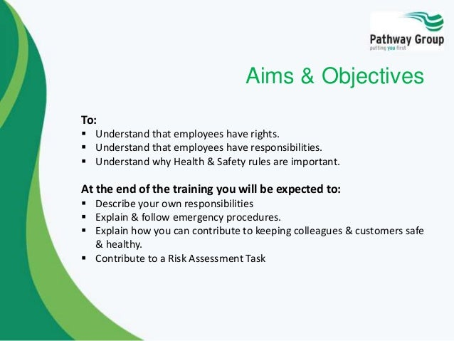 understanding employment responsibilities and rights in