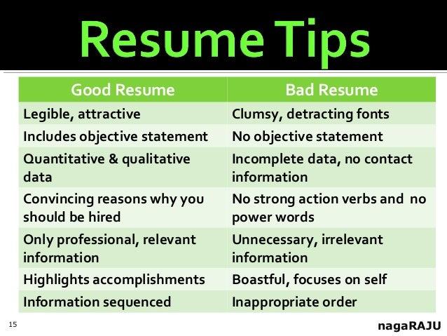 resume sample nanny