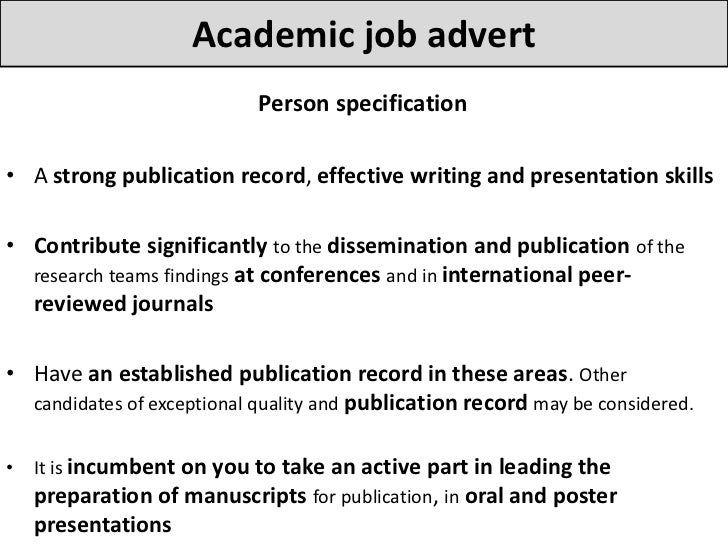 Example Cv In Third Person Cv Tips First Or Third Person